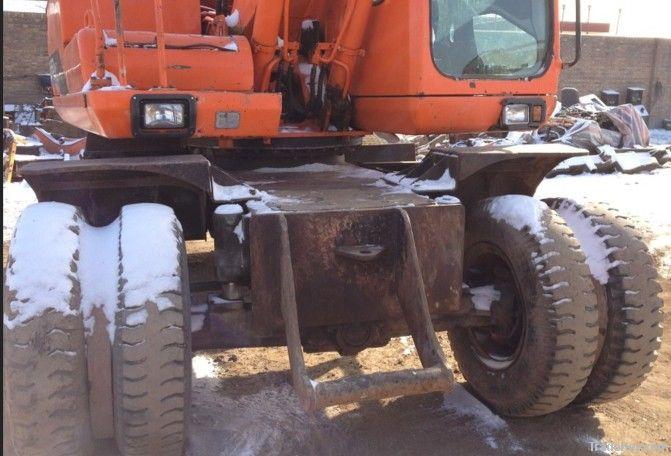 USED Wheel Excavator Doosan DH150W-7(Used)