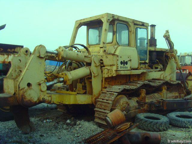Used Komatsu Bulldozer for Sale(D155A)