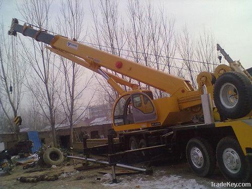 Used Tadano Truck Crane GT650E, Original