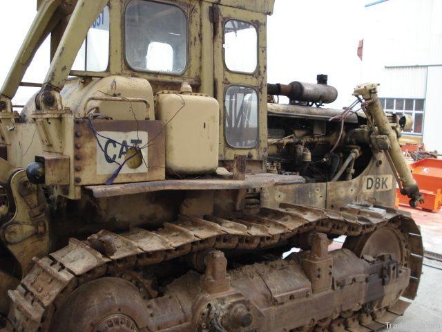 Used Good quality Bulldozer, CAT D8K