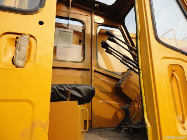 Used KATO NK250E Truck Crane, Made in Japan
