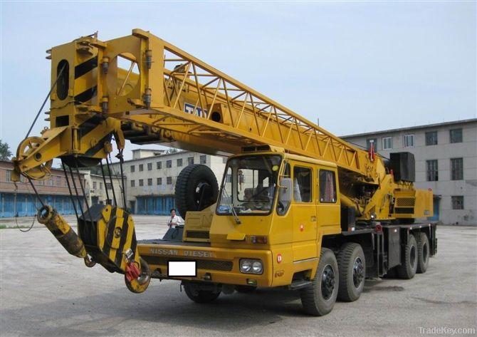 Used Tadano Hydraulic Crane TG500E
