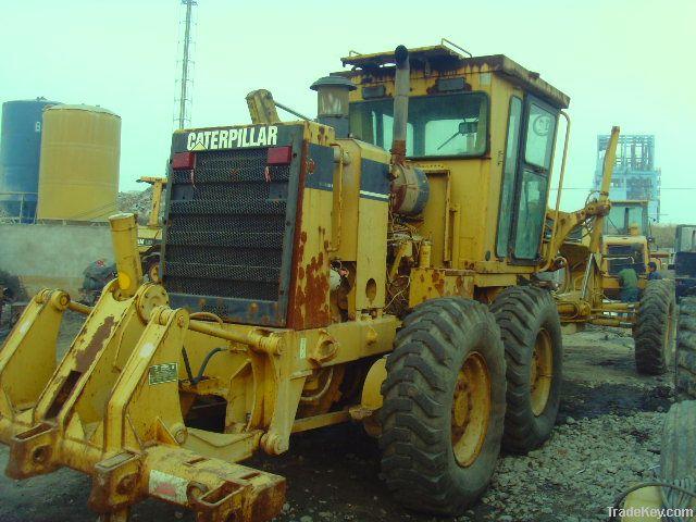 Used Motor Grader, Caterpillar 140H Grader