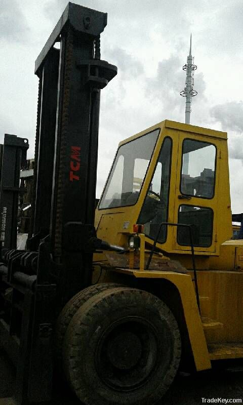 Used Diesel Forklift Truck, TCM FD200