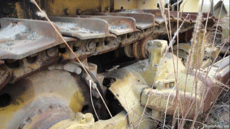 Used Shantui Crawler Bulldozer, SD320