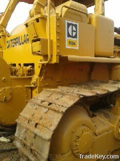 Second hand CAT D8K Bulldozer, Made in Japan