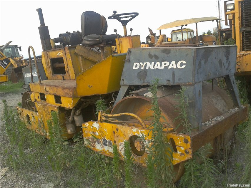 Used Dynapac Road Roller Supplier