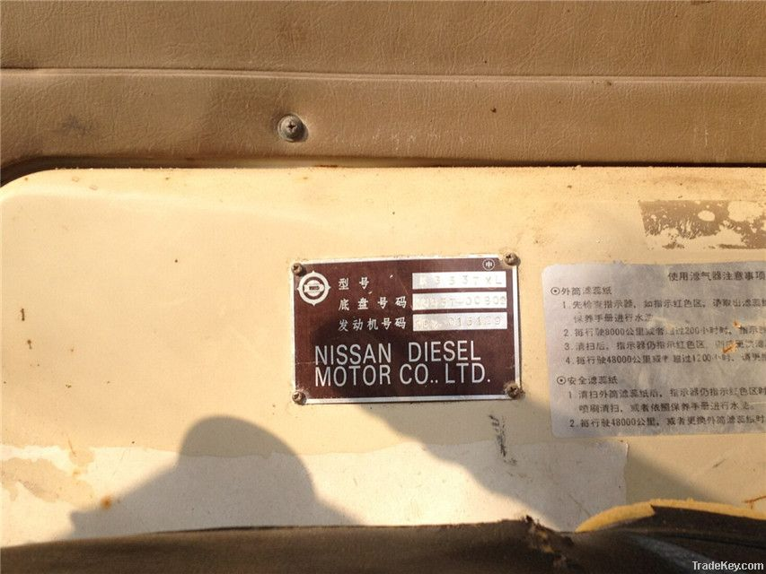 Used Hydraulic Truck Crane Tadano 50tons