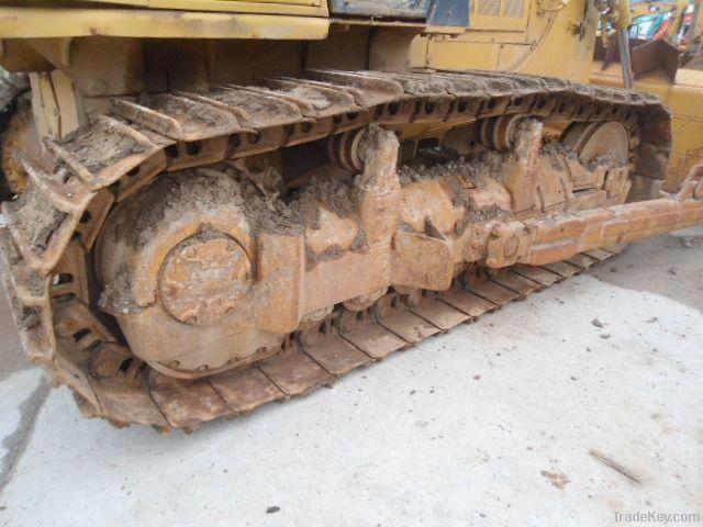 Used CATD6G Bulldozer, Made in Japan
