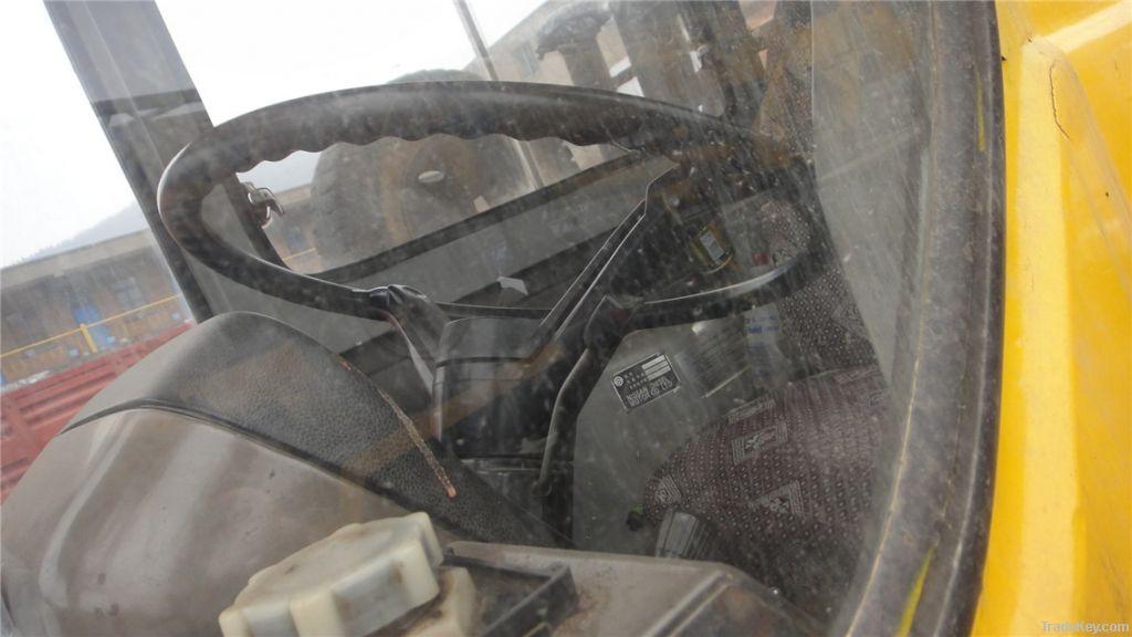 Used TadanoTruck Crane TG500E, Original Japan