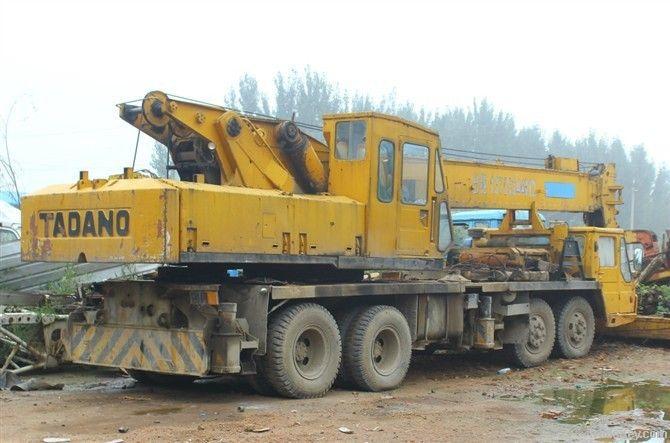 Second hand Tadano TL300E Truck Crane