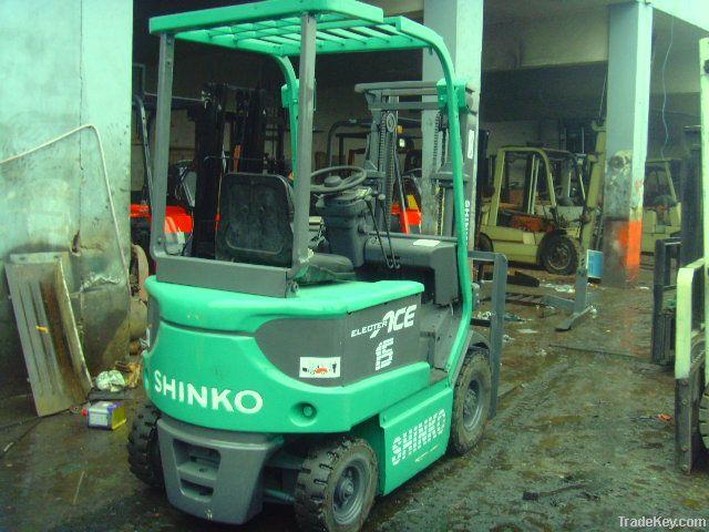 Used Battery Forklift for Sale