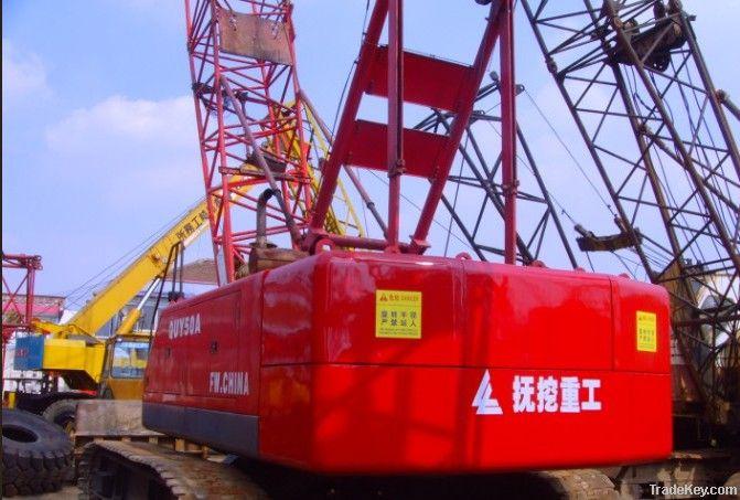 Second hand Hydraulic Crawler Crane for Sale