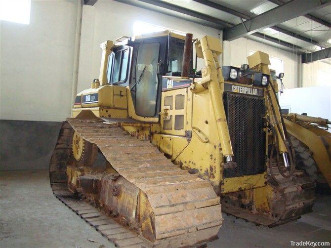 Used Caterpillar D6R Bulldozer
