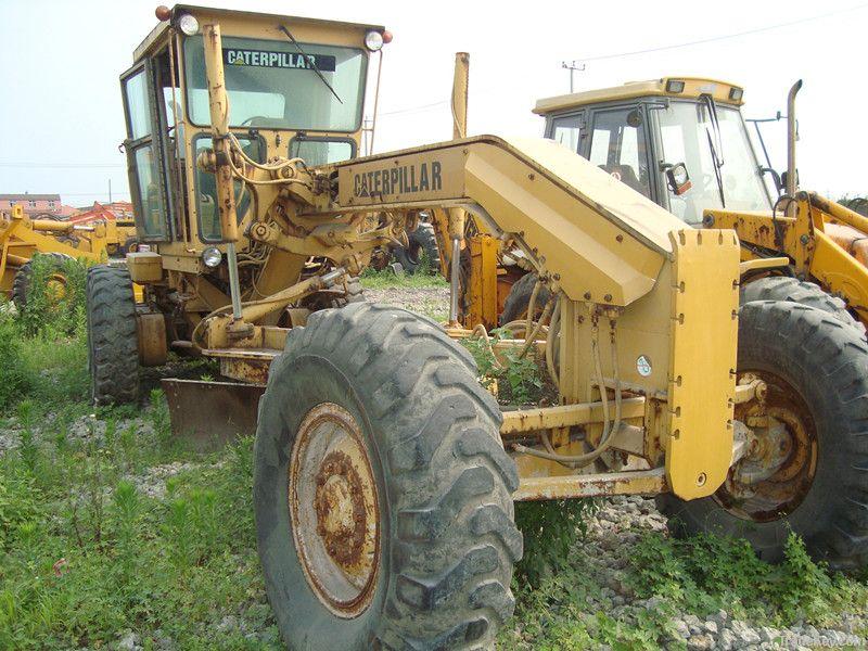 Used Motor Grader, CAT14G