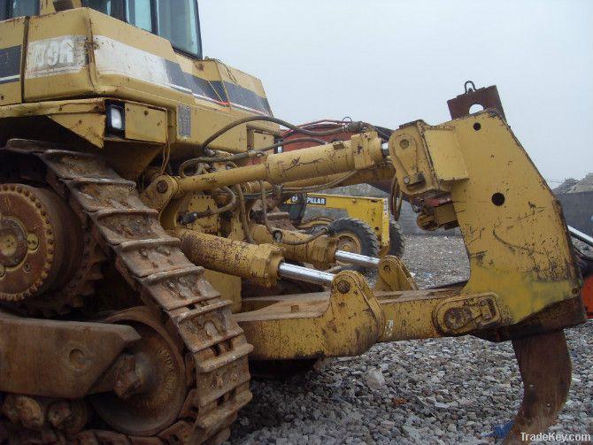 Used Cat Crawler Bulldozer, Made in USA