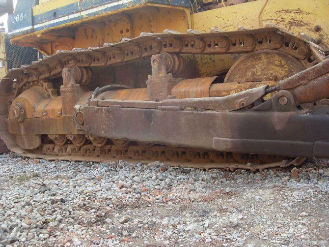 Used Komatsu Crawler Bulldozer D85-21