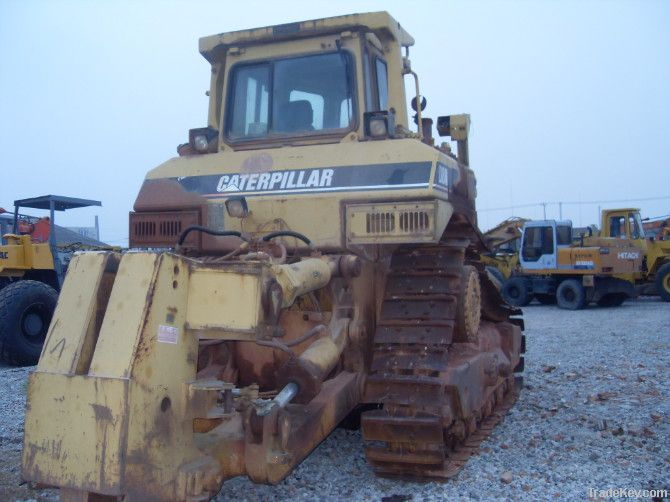 Second hand Cater Bulldozer D8N