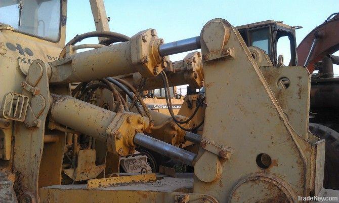 Used Komatsu Crawler Bulldozer D155A, Original Japan