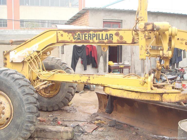 Used CAT motor grader 140g