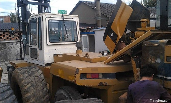 Used Cheap China Forklift, Dalian 15tons Forklift