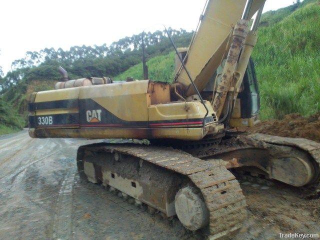 Used Cat330B Japan Excavator