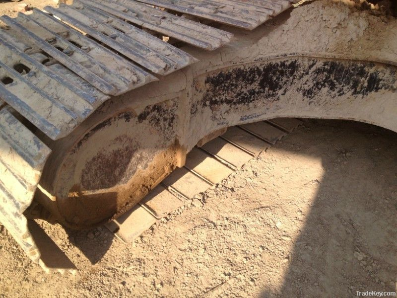 Used Korean Daewoo Excavator