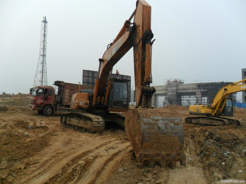 Used Case Excavator CX210, Made in Japan