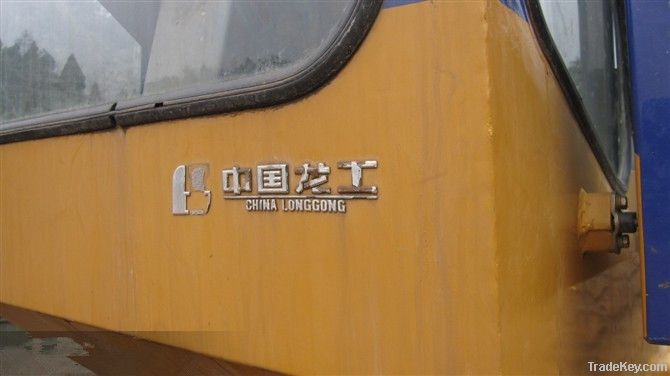 Used China Longgong Roller Lower Hours