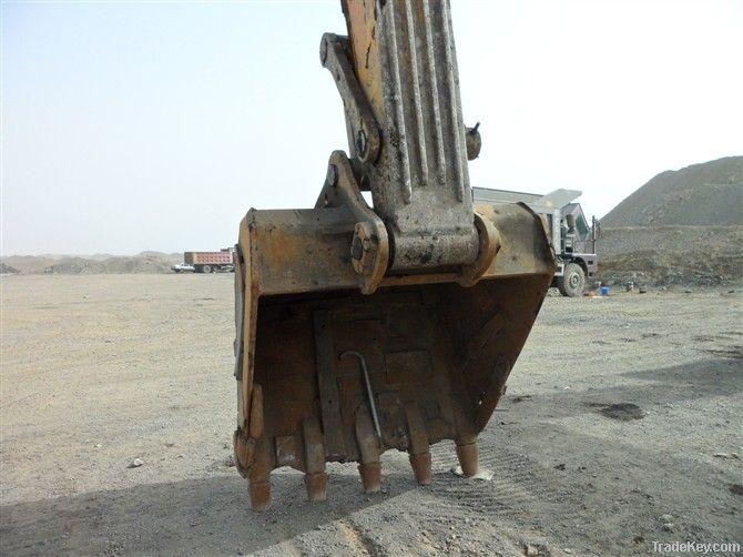 Used Korean Excavator Hyundai R455LC-7