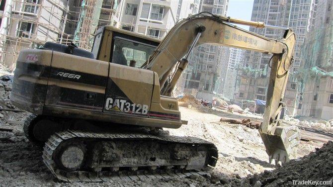 Used CAT Cheap Excavator CAT312B
