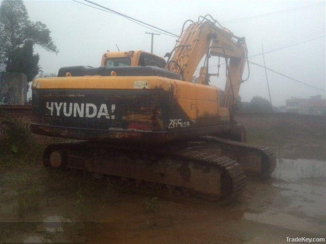 Used Hyundai R225LC-9 Excavator