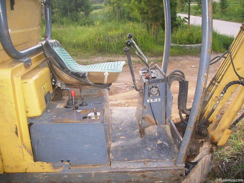 Used Small Mini Excavator Yuchai Cheap Excavator