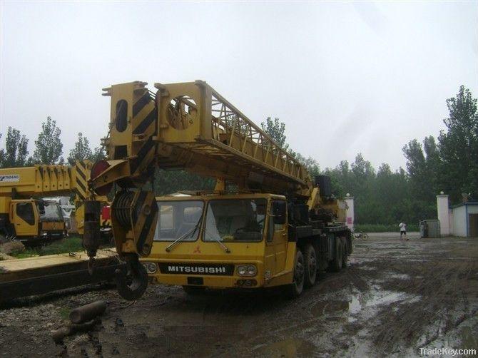 Used Crane Tadano Crane TG500E, 50tons Crane