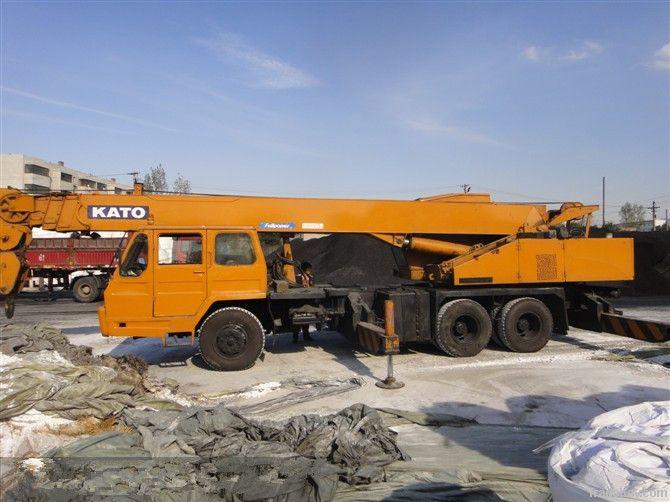 Used KATO Truck Crane NK250E