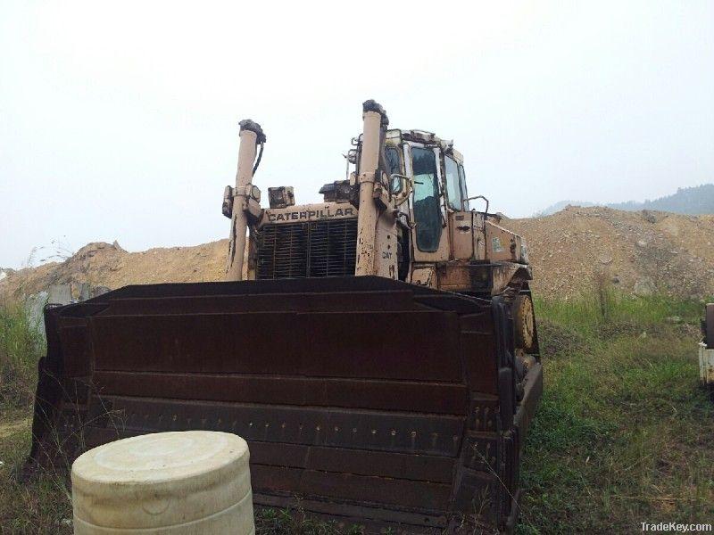 Second Hand CAT Bulldozer D8L