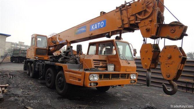 Used KATO Crane Original Japan NK300E