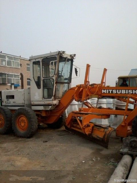 Used Mitsubishi Grader 330