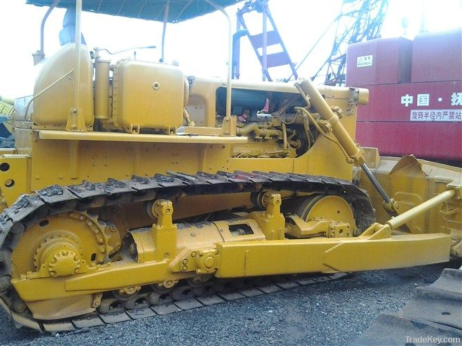 Used Bulldozer Komatsu D80