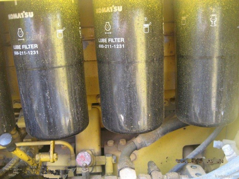 Used Japan Komatsu Bulldozer D475A