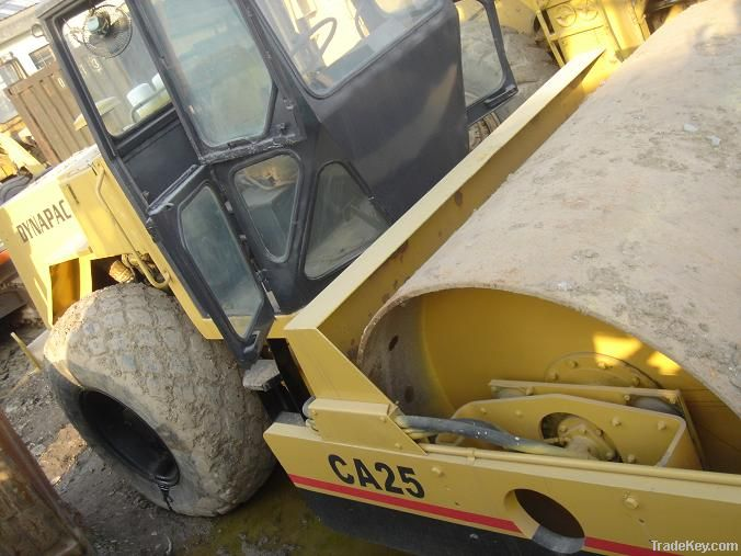 Used Roller Dynapac CA25 Good Condition