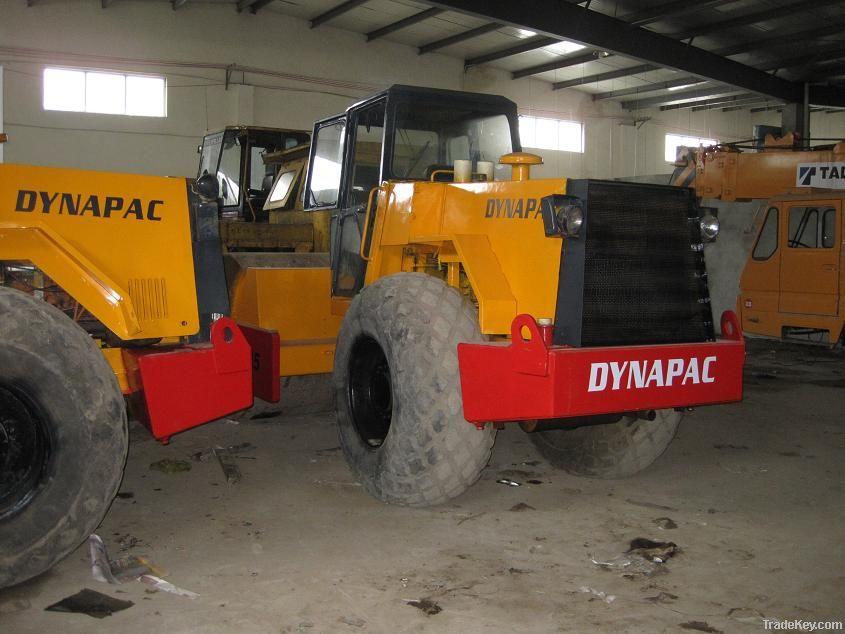 Used Dynapac Roller CA25