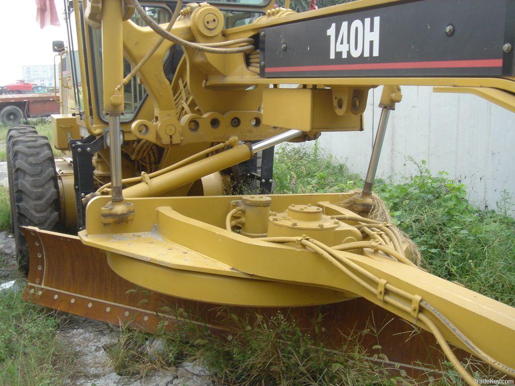 used cat motor grader 140 140h 140g