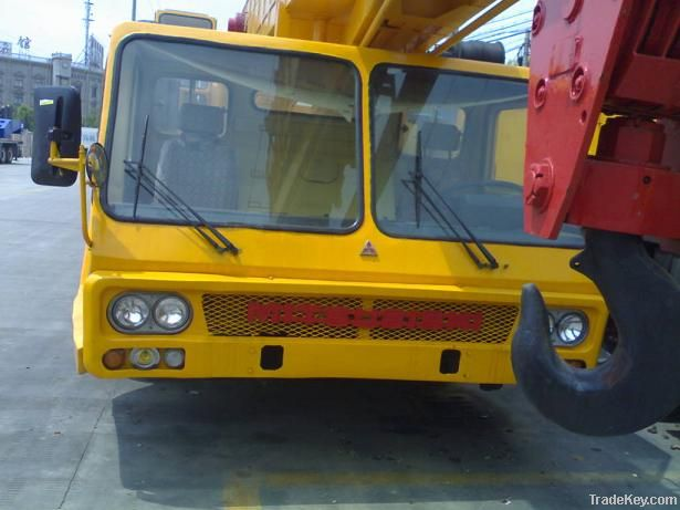 Used KATO Crane Japan KATO NK500E