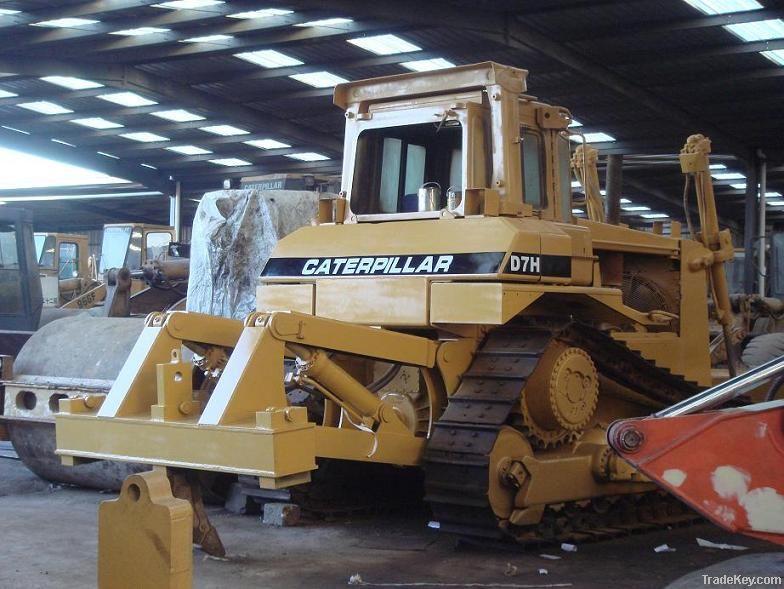 Used CAT D7H Bulldozer, CAT Bulldozer Original