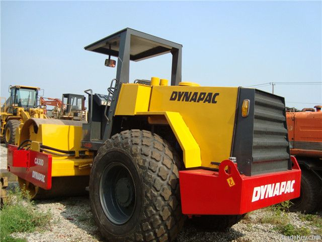 Used Road Roller Dynapac CA30D Roller