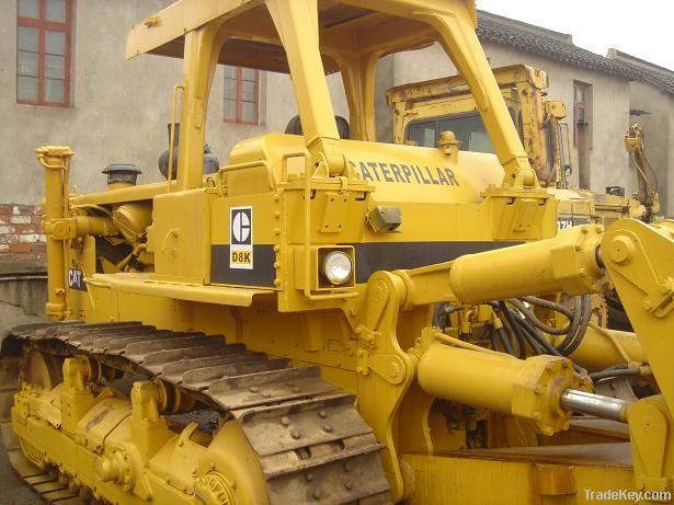 Used CAT Bulldozer D8K, Good Condition