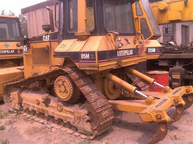 Used CAT Bulldozer D5M, Good CAT Bulldozer