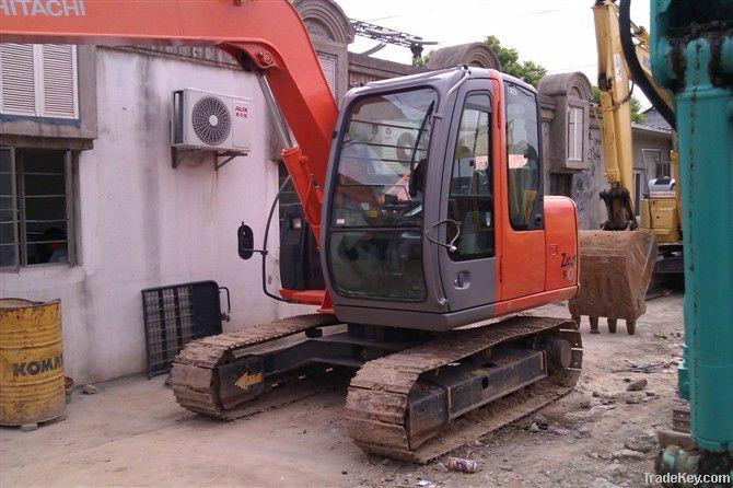 Used Hitachi Mini Excavator ZX70, Hitachi ZX70