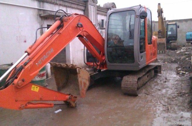 Used Mini Hitachi Excavator, Hitachi ZX60 Excavator